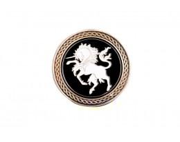 medaglia unicorno