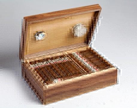 humidor da 50 sigari modello h 50 doge