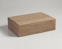 humidor da 50 sigari in legno fossile abbocador
