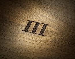 humidor per sigari in legno fossile modello 3 spazio