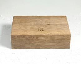humidor per sigari in legno fossile modello 7 vento
